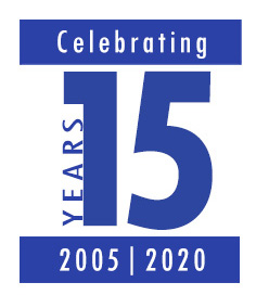 To Our PARTNERS - News & Blog - PARTNERS of Architecture - 15_Year_Logo_(w2)