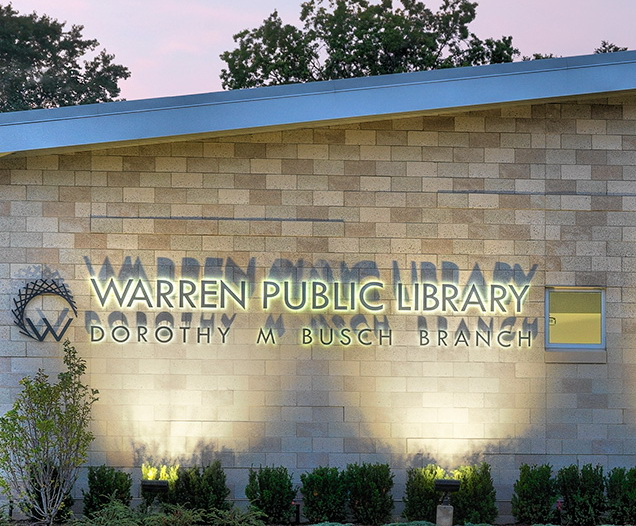 New Dorothy M. Busch Branch Library Opens in Warren - News & Blog - PARTNERS of Architecture - Busch_Library_Article_Image