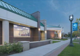 Eastpointe City Hall - Projects completed by PARTNERS in Architecture - eastpoint2