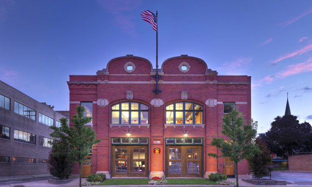 Learn about PARTNERS in Architecture of Michigan - Architecture Planning - fire-station