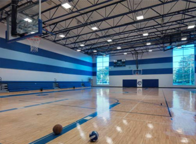 Lakeview High School - Projects by PARTNERS in Architecture - lake5