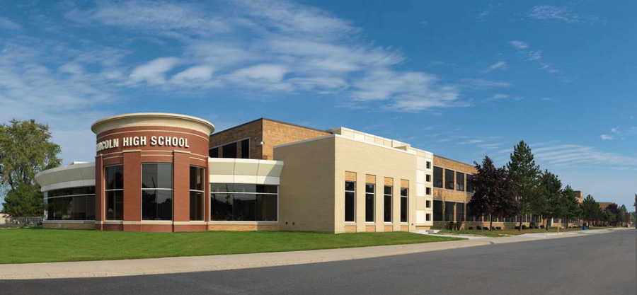 Lincoln High School - Projects by PARTNERS in Architecture - lh3