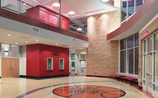 Lincoln High School - Projects by PARTNERS in Architecture - lh5