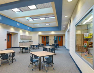 Lincoln Elementary School - Projects by PARTNERS in Architecture - lincoln3