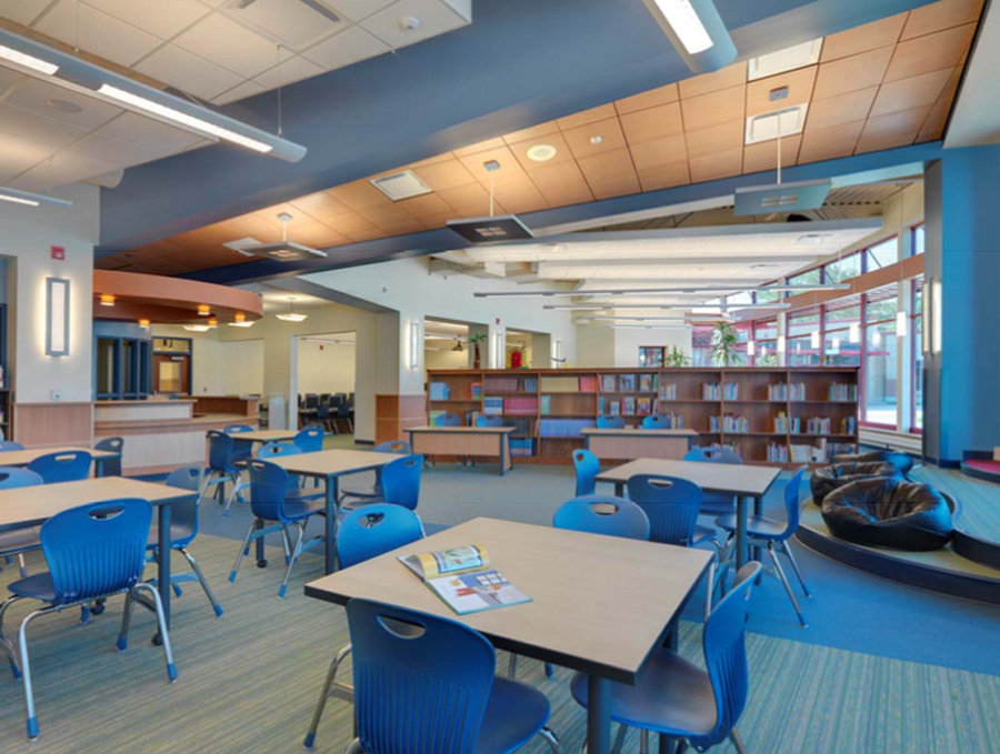 Lincoln Elementary School - Projects by PARTNERS in Architecture - lincoln5