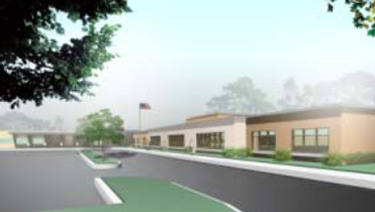 Van Dyke Public Schools - Projects completed by  Partners in Architecture of Michigan - vd2