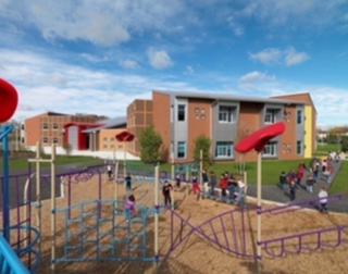 Westview Elementary School - Projects by PARTNERS in Architecture - westview1