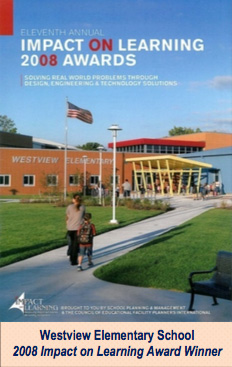 Westview Elementary School - Projects by PARTNERS in Architecture - westview2
